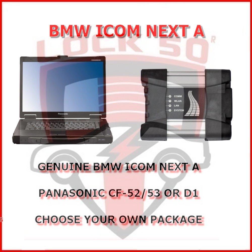 BMW ICOM Next A