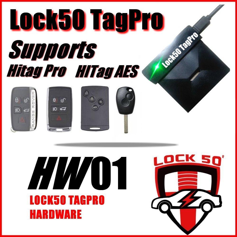 Lock50 TAGPro Transponder Programming Tool