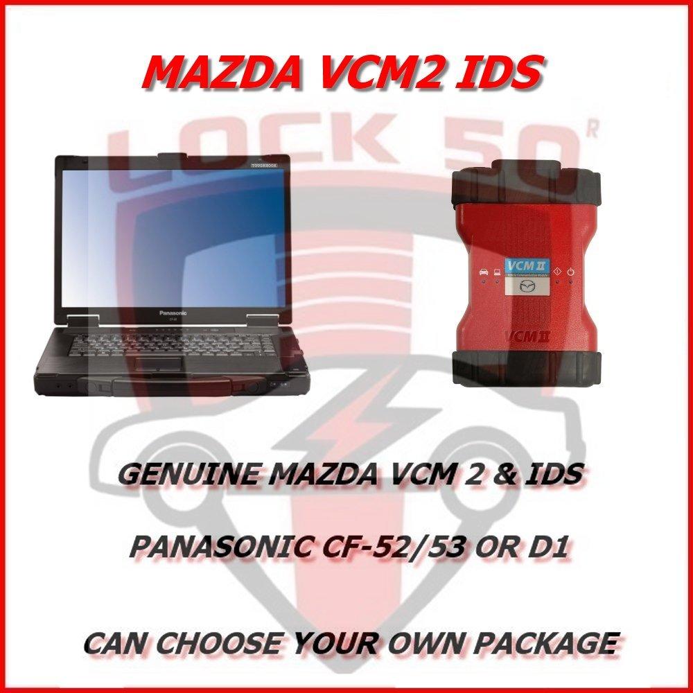 MAZDA VCM2 IDS