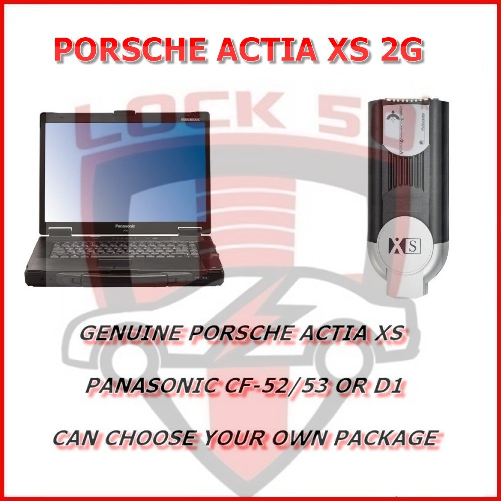 PORSCHE ACTIA